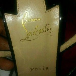 Size 10 Christian Louboutin Heels (never worn)